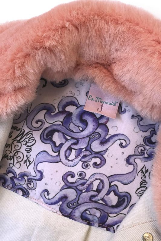 Ex Mermaid Rave Jacket