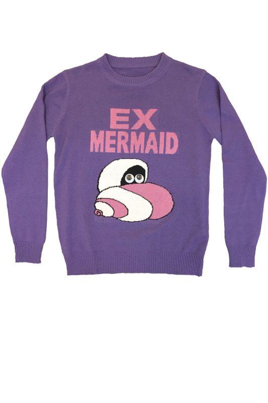 Sea Friend Knit Sweater